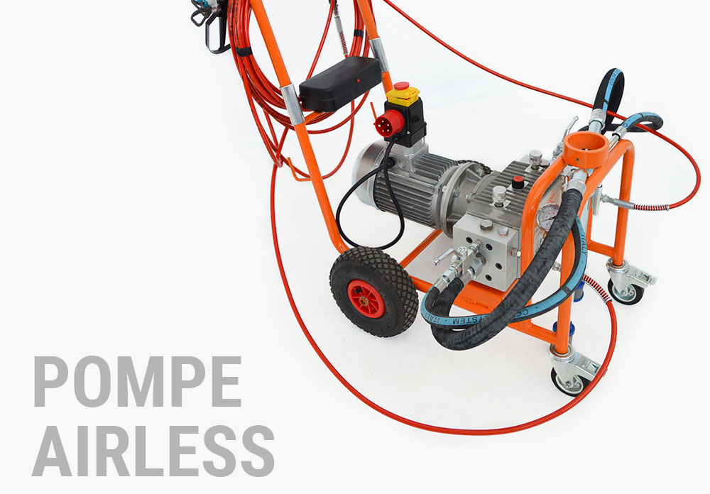 Pompe airless