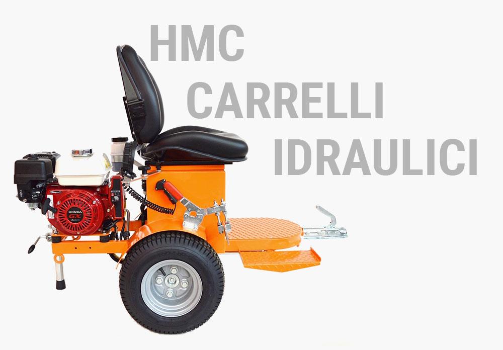 HMC carrelli indraulici